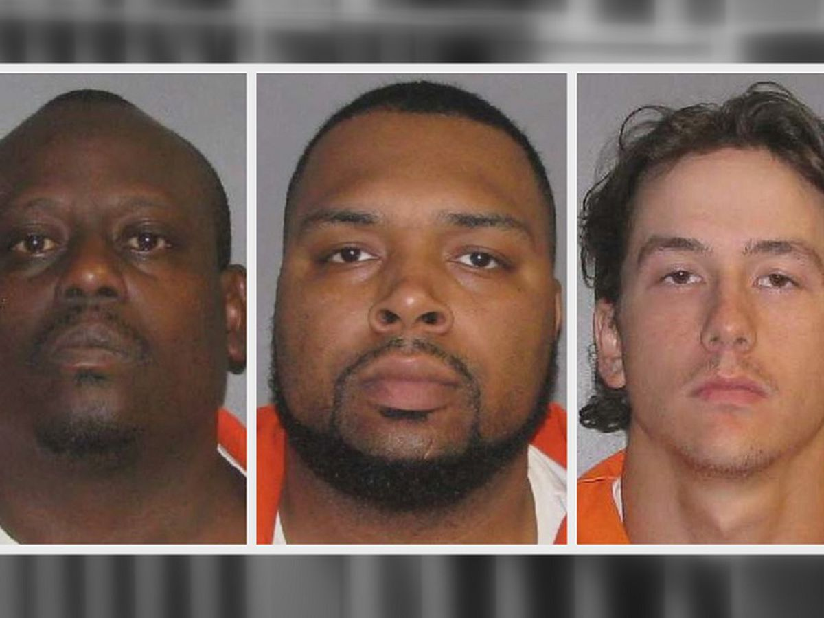 Caddo Grand Jury indicts three on murder charges