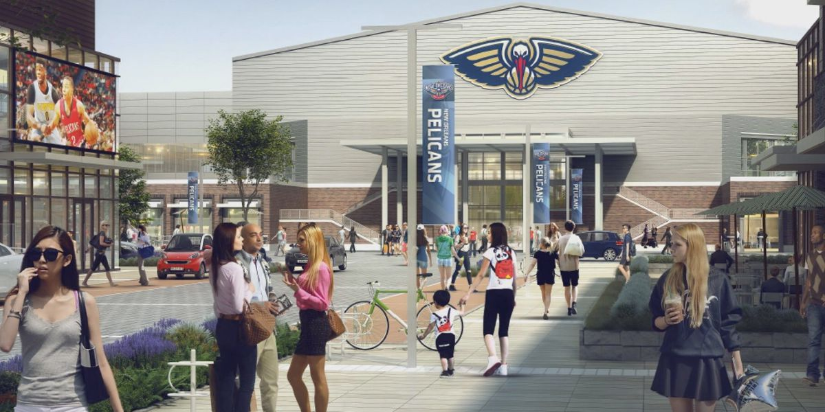 City responds to Shreveport police union's opposition to g-league arena