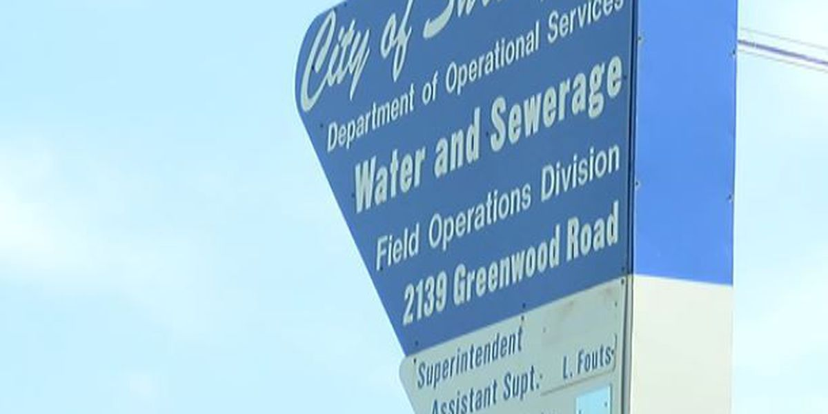 Shreveport water dept. workers stage sick-out