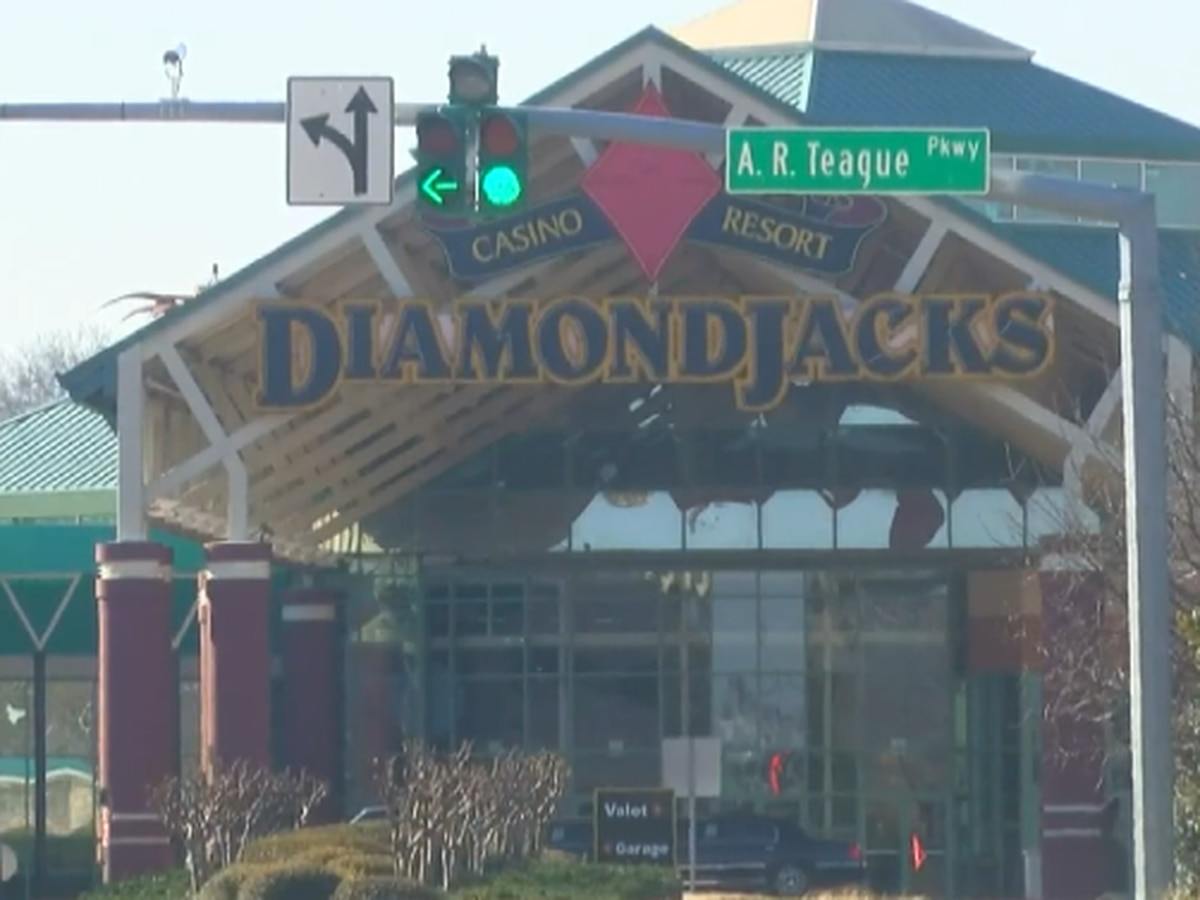 Casino license for closed DiamondJacks in Bossier City could be headed to Slidell