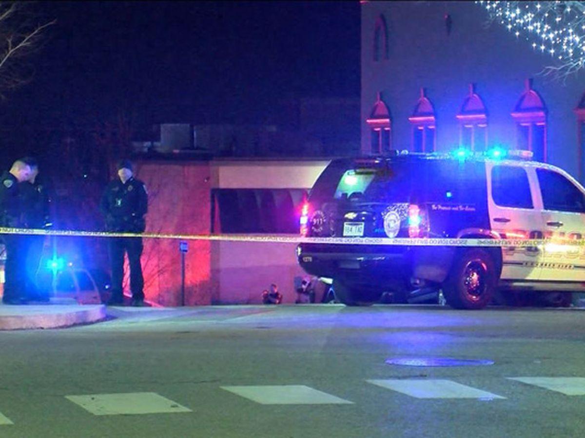 Police: Slain Arkansas officer 'ambushed' in patrol vehicle