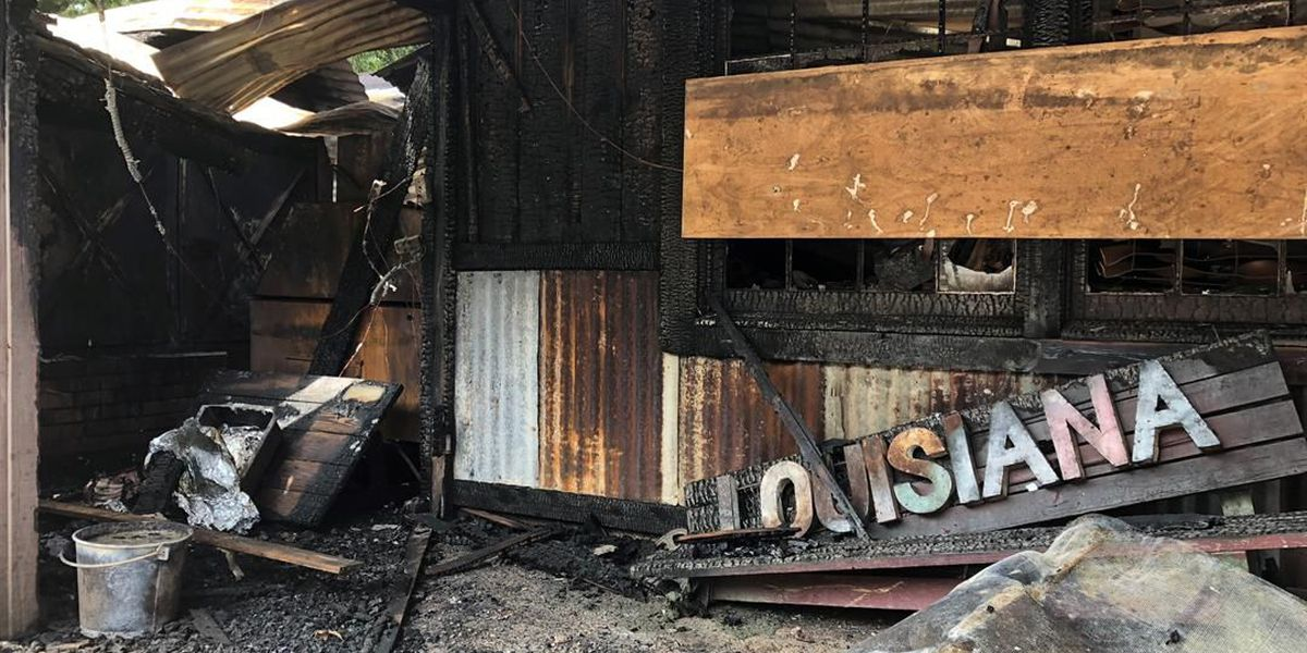 Fire destroys Outlaw Bar-B-Q, puts 14 people out of work