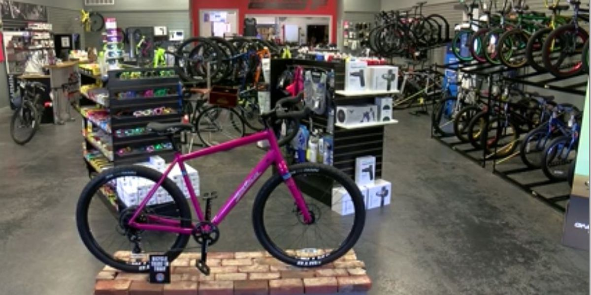 1 year into COVID-19 pandemic, East Texas bicycle stores still seeing increased business