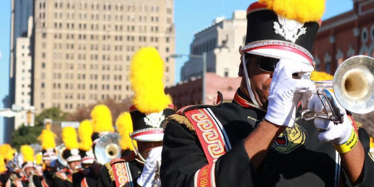 Grambling State University marching band to perform during Inauguration Day 'We Are One' event