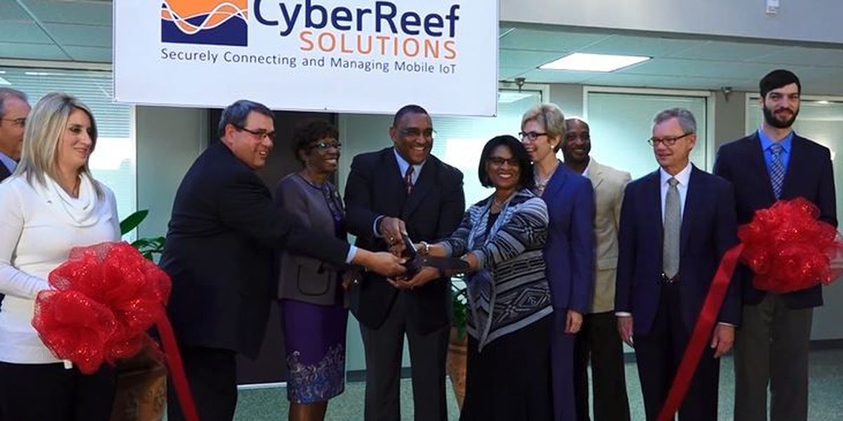 CyberReef Solutions moves into One Texas Centre