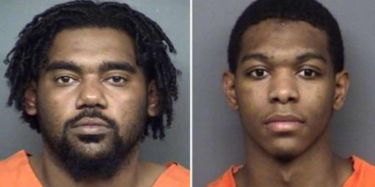 Two arrested in connection to multiple Texarkana burglaries