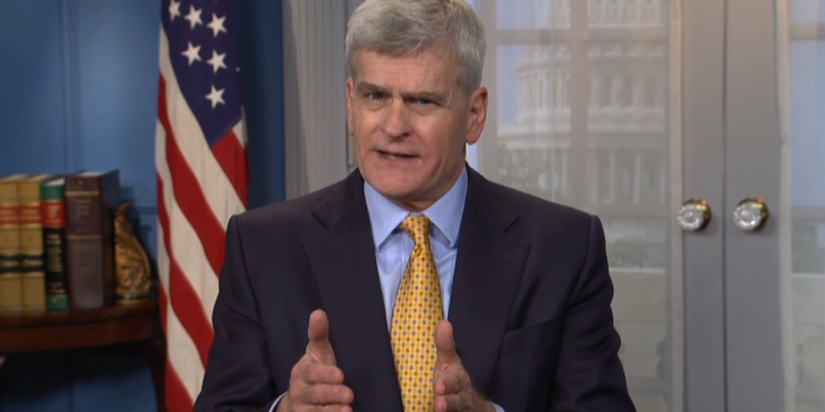 Sen. Cassidy among GOP lawmakers pressing Pres. Biden on COVID stimulus plan