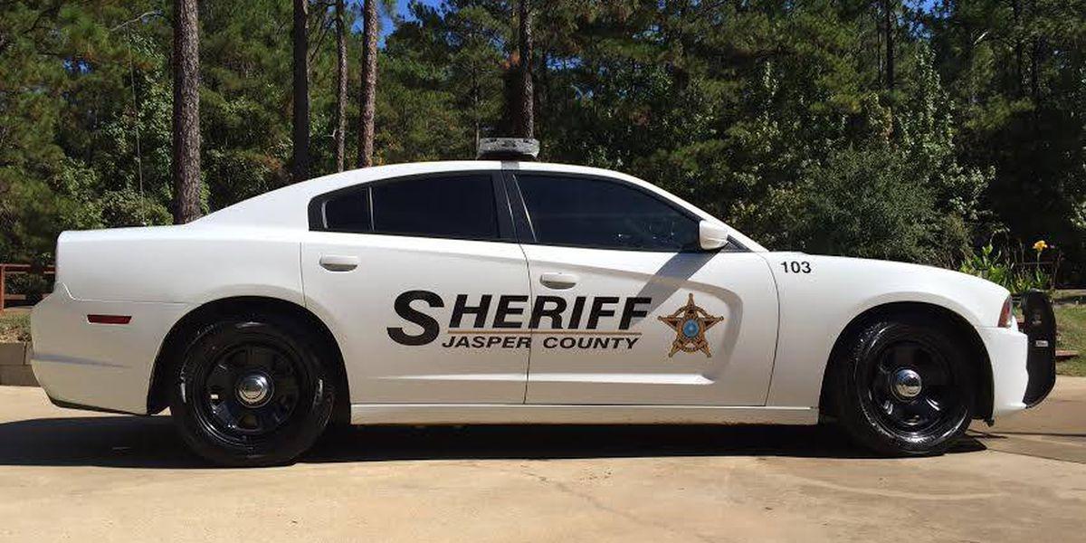 Pickup stolen in Jasper County involved in pursuit near San Antonio