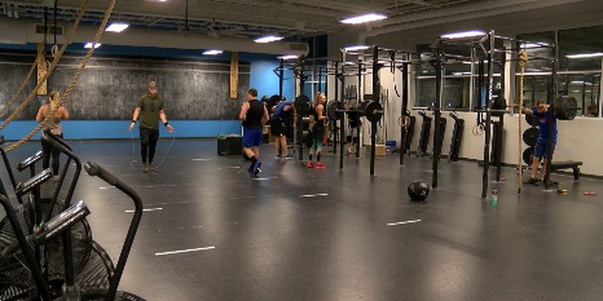 Shreveport gyms open doors early under Phase 1 reopening Friday
