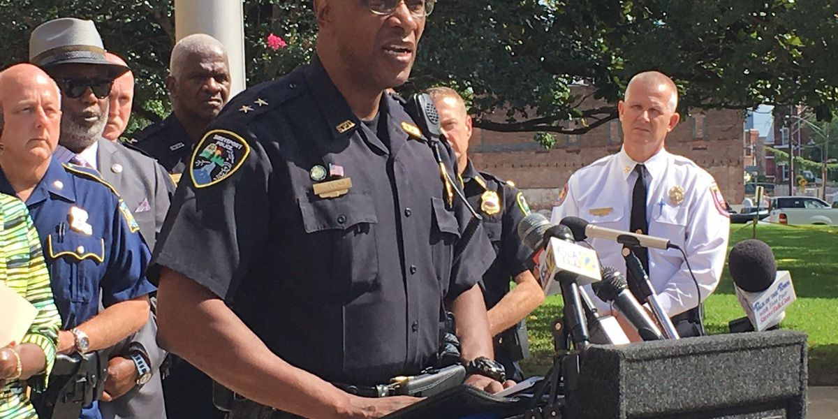 Resolution filed asking for Shreveport Chief of Police's resignation