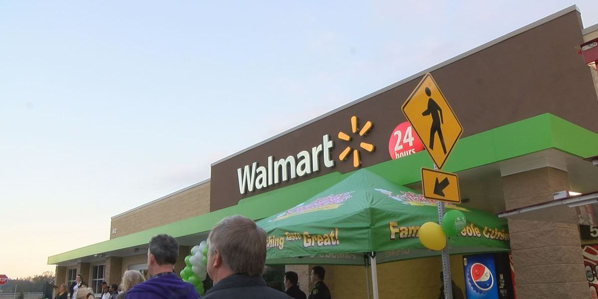 Bossier City Walmart to be remodeled
