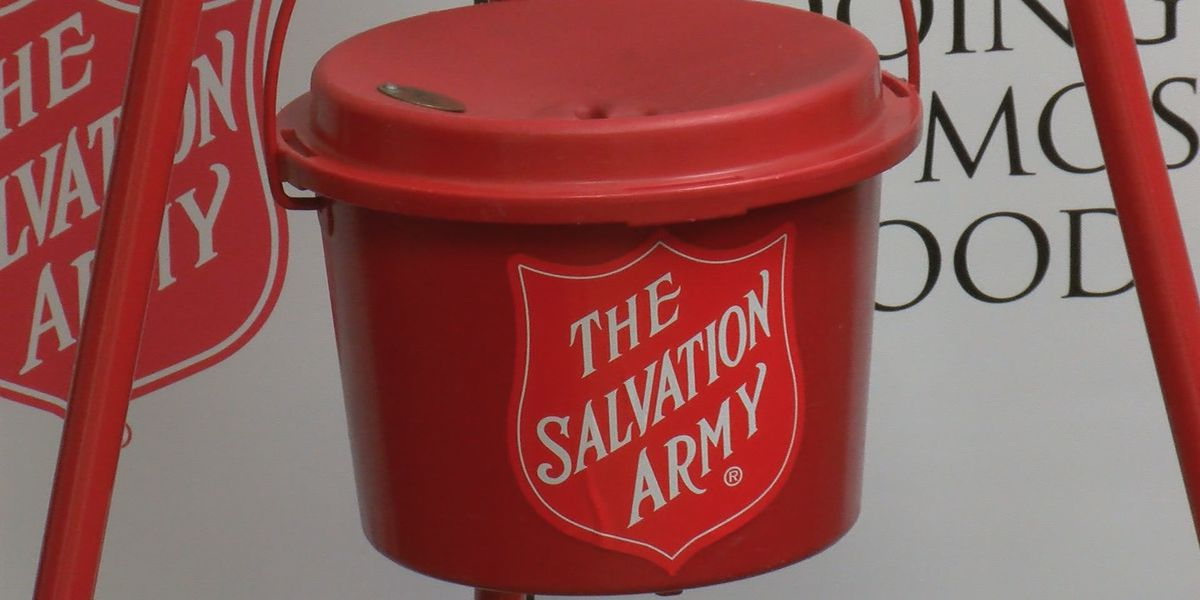 Bossier Parish Sheriff's Office raises more than $2k for Salvation Army