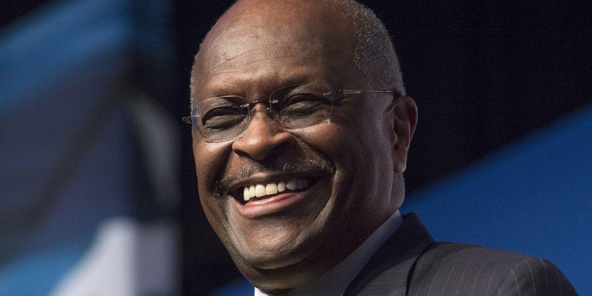 Herman Cain dies of COVID at 74
