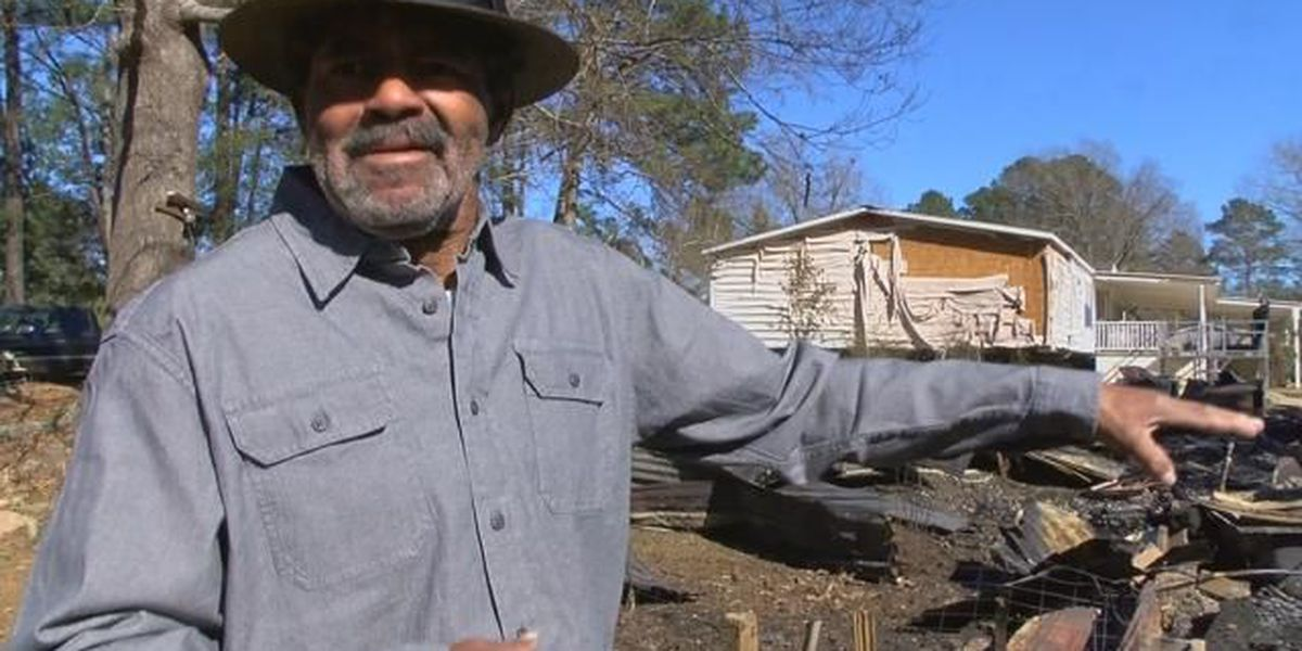 'I lost everything:' Natchitoches fire victim seeks help