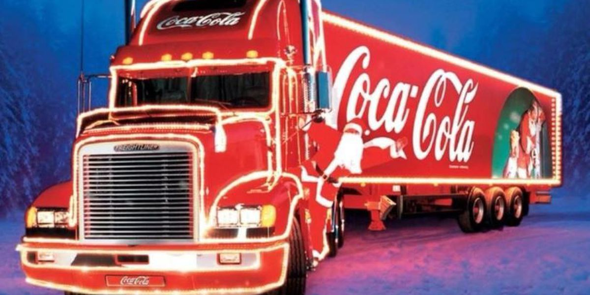 Coca-Cola Holiday Tour coming to the Boardwalk