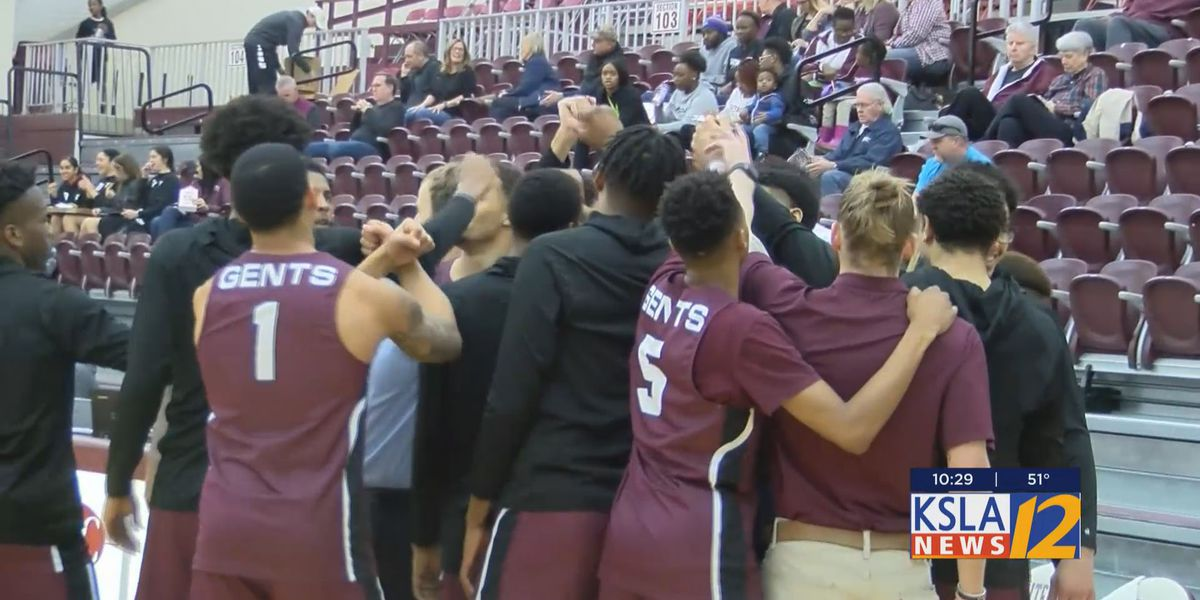 Centenary's Ladies and Gents fall to Trinity at Gold Dome