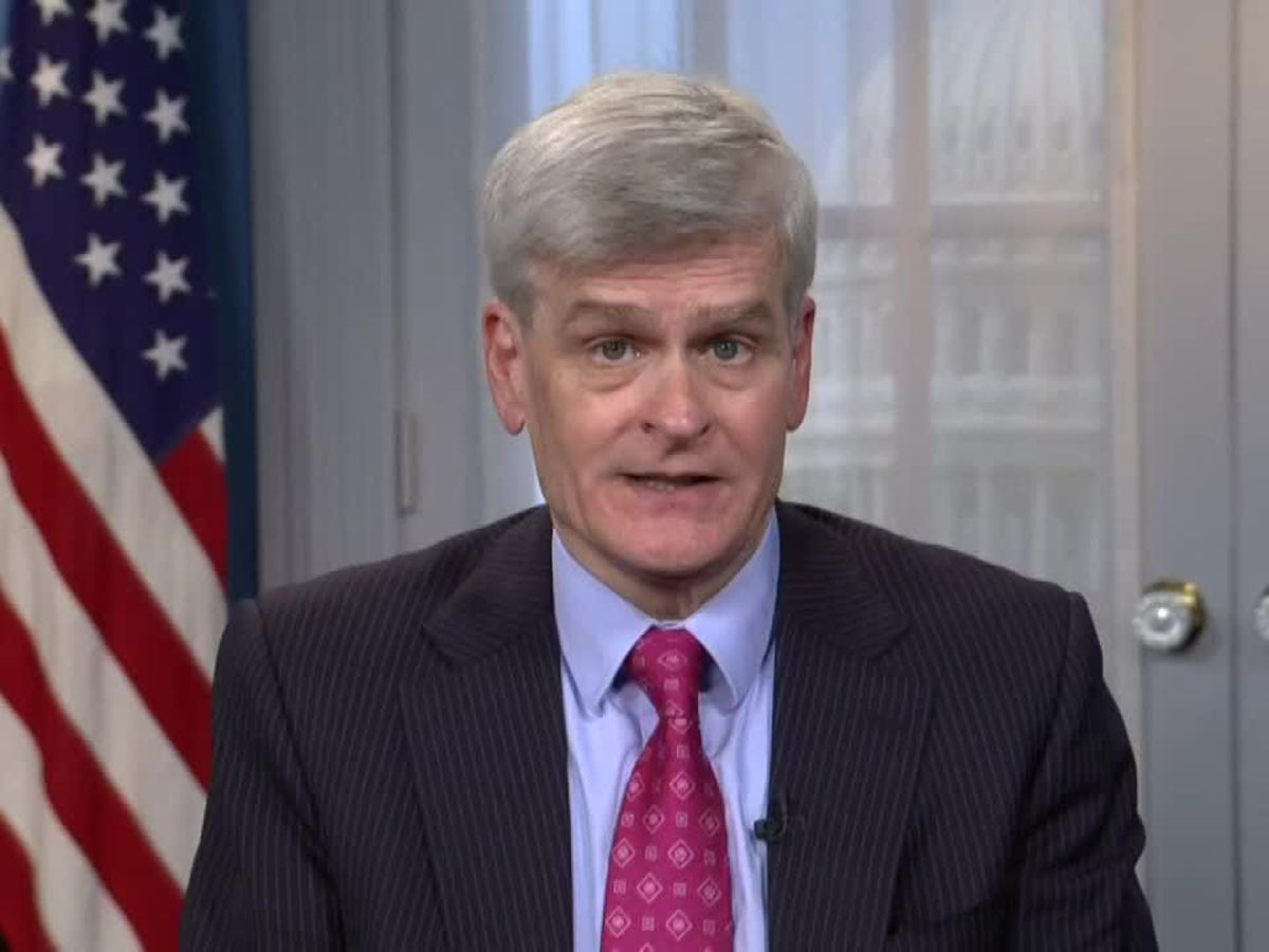 La. Senator Cassidy speaks on impeachment trial, COVID-19 relief package