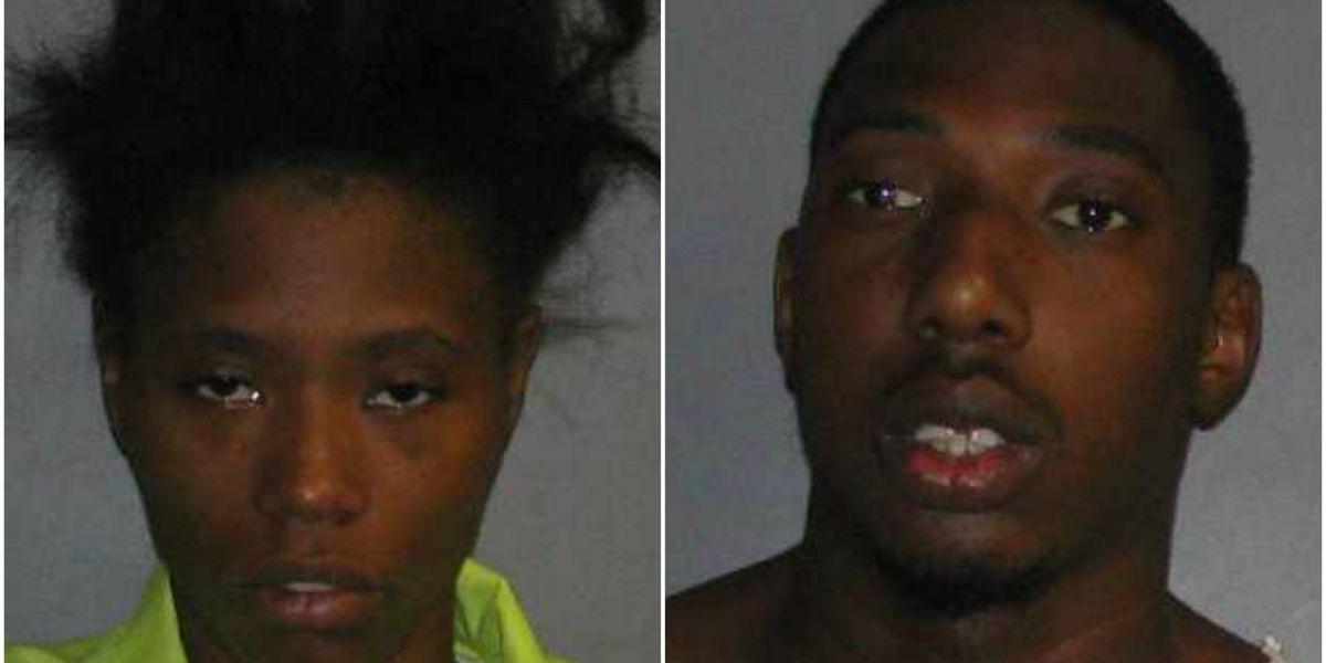 2 accused of robbing man at gunpoint
