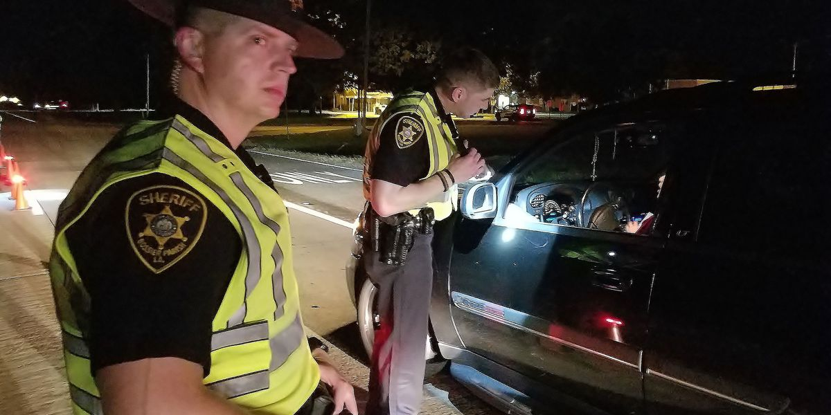 Sobriety checkpoint planned for Bossier Parish Saturday evening