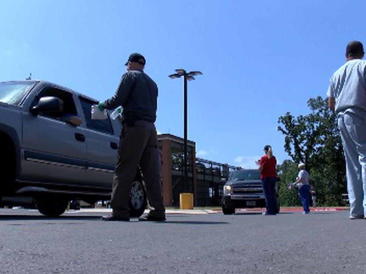 KSLA Salutes: Shreveport VA hosts Memorial Day hot dog drive-thru Friday