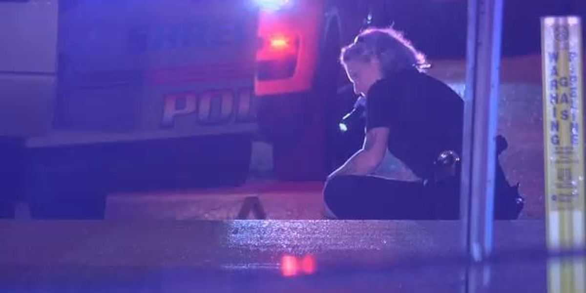 Hospital releases man wounded in officer-involved shooting