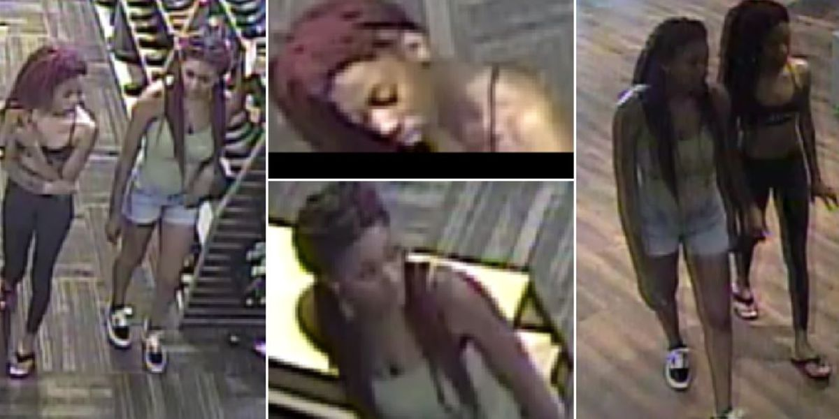 Shreveport police trying to identify alleged thieves