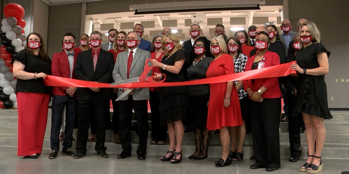 TASD celebrates opening of new middle school