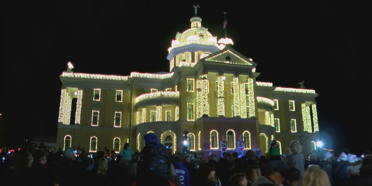Marshall's Wonderland of Lights to take place on Nov. 27