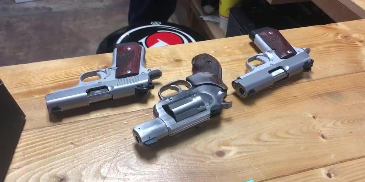 Spike in gun sales across East Texas