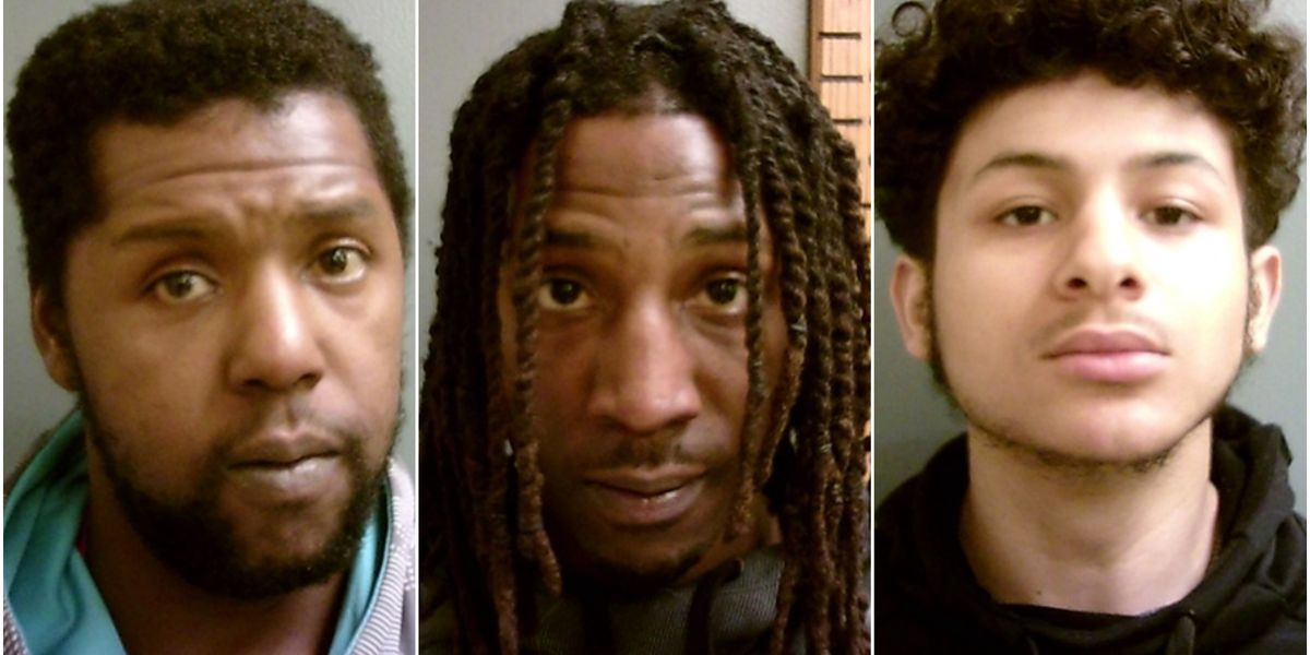 3 arrested for their alleged roles in Sabine man's death