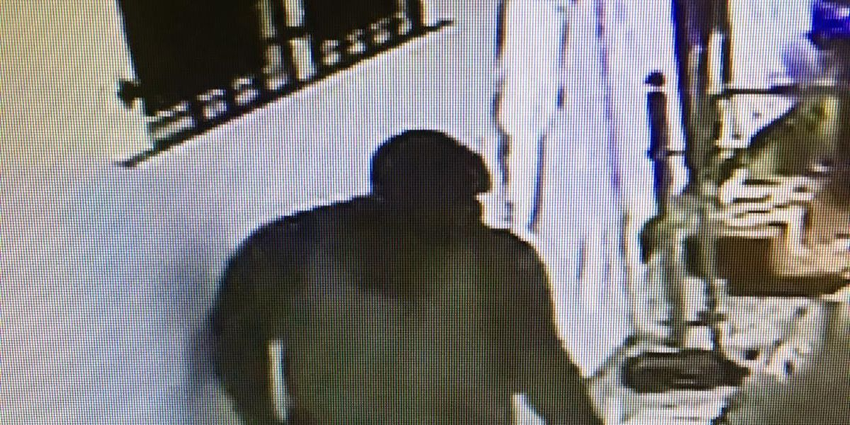 Gunman sought after attempting to rob woman