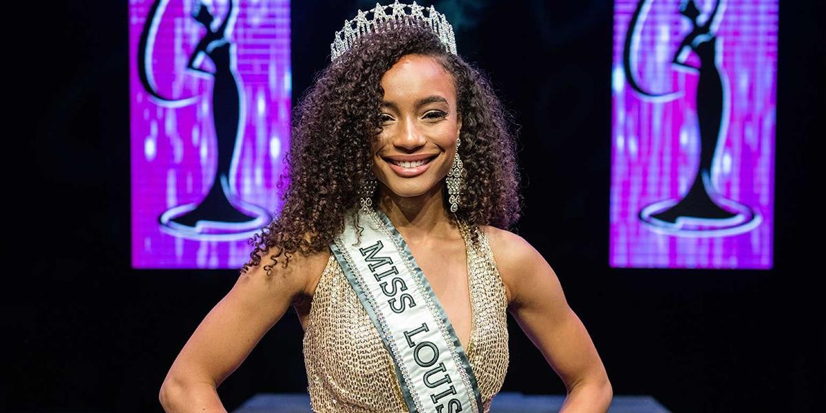 Zachary native, Southern University alumna crowned Miss Louisiana USA 2020