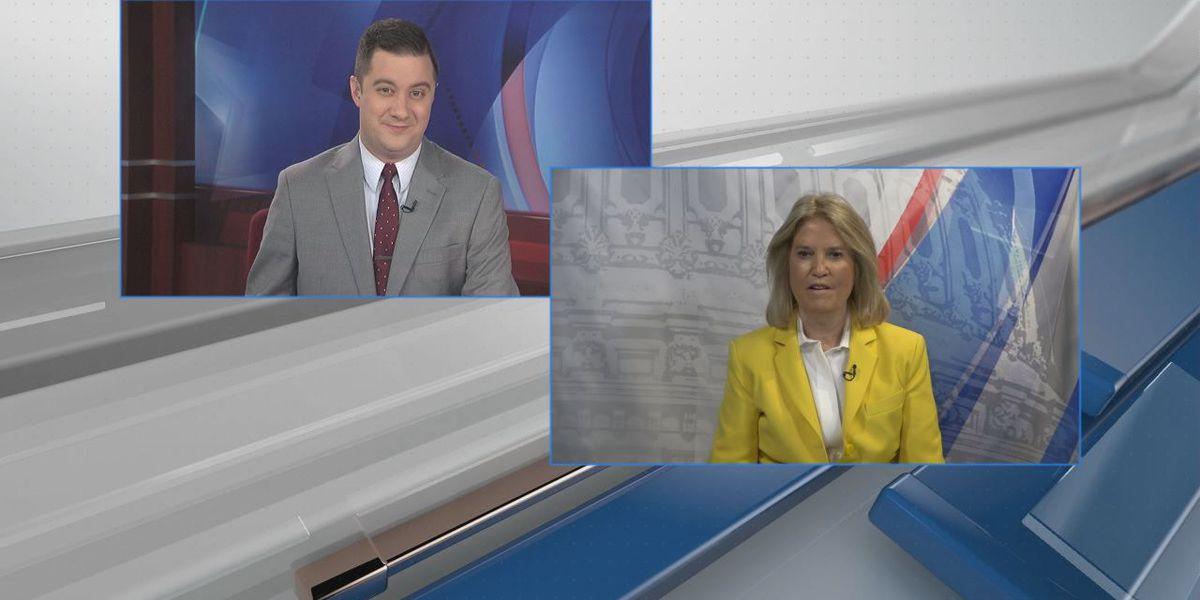 WATCH: Gray TV National Political Analyst Greta Van Susteren explores possible changes for second presidential debate