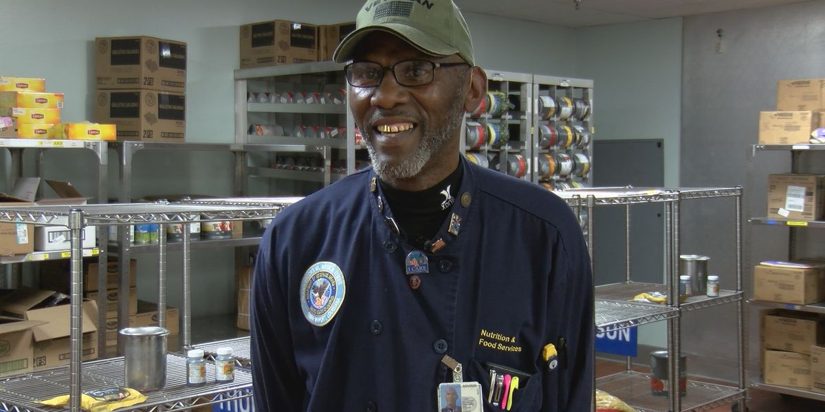 KSLA Salutes: Cooking with love at Shreveport's VA