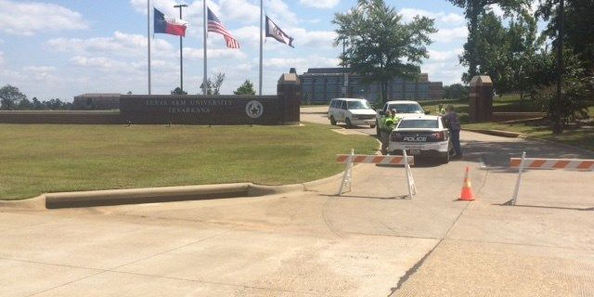 A&M-Texarkana reopens after gas leak spurred evacuation