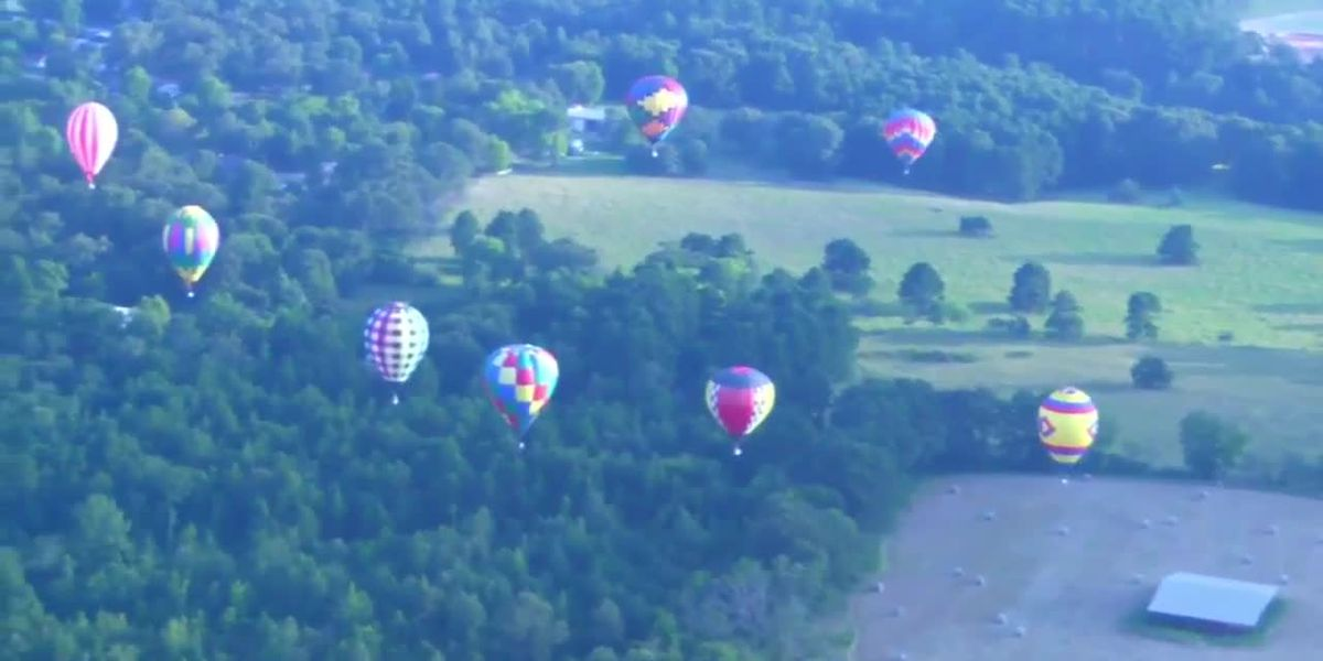Great Texas Balloon Race officials move event date to June
