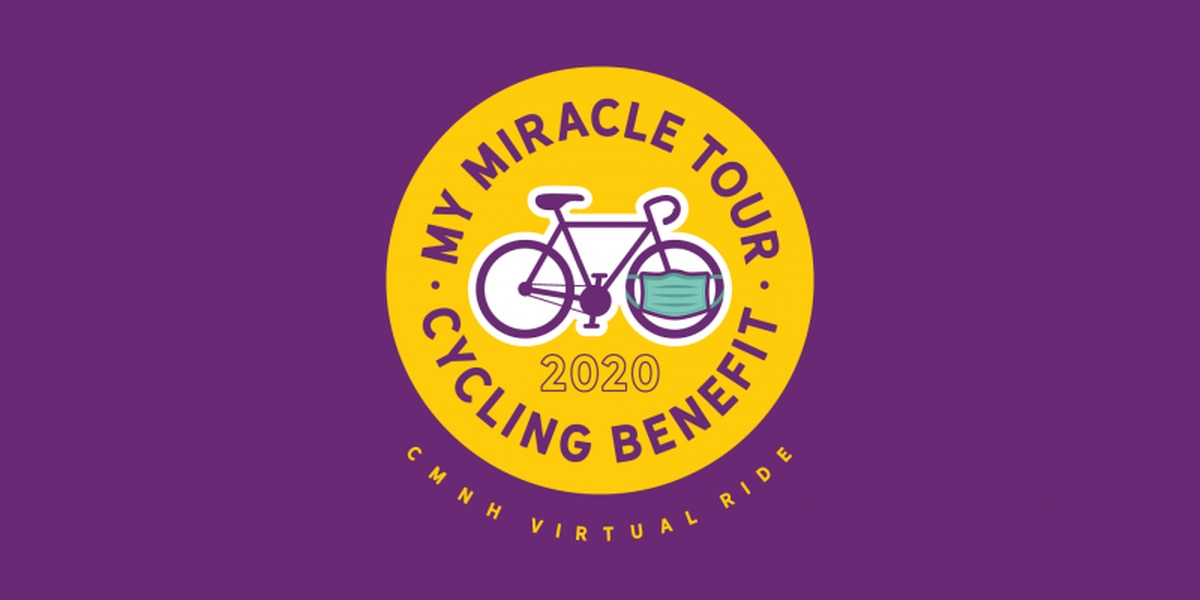 Miracle Tour moved to virtual ride during pandemic