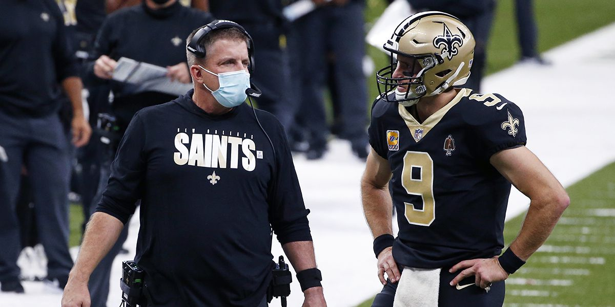 Source: Drew Brees improving from broken ribs; could play next week against the Eagles
