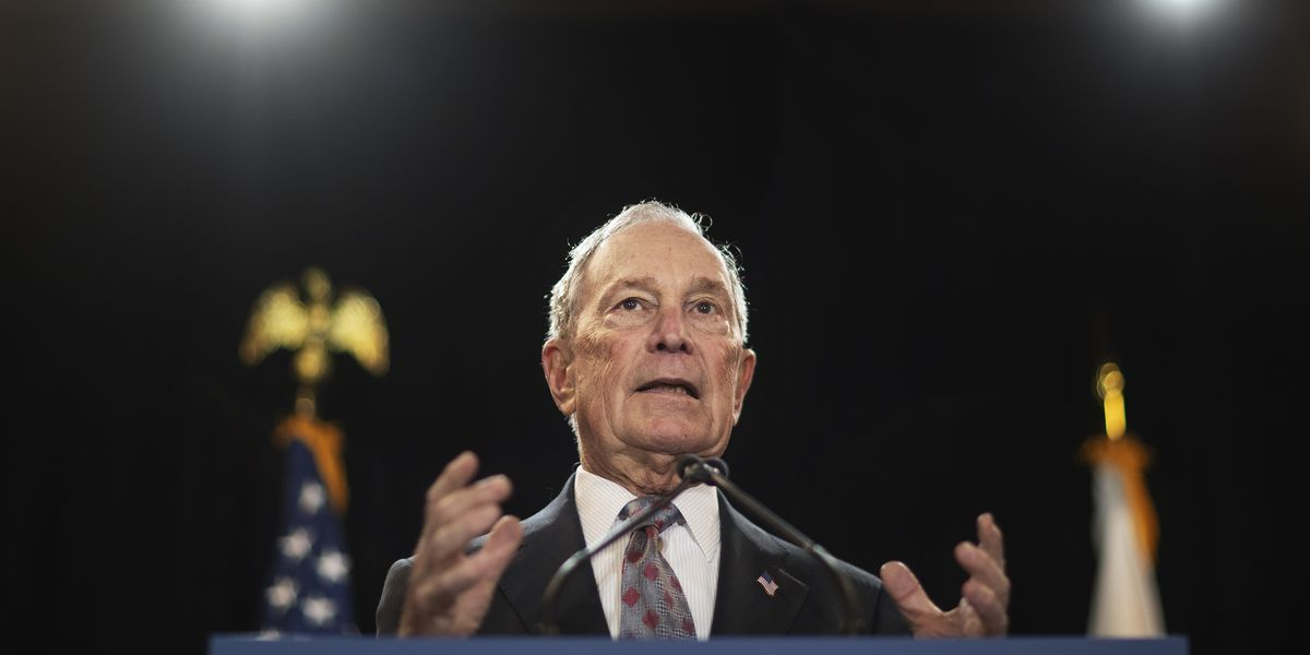 In 2015 audio, Bloomberg advocates targeting minorities
