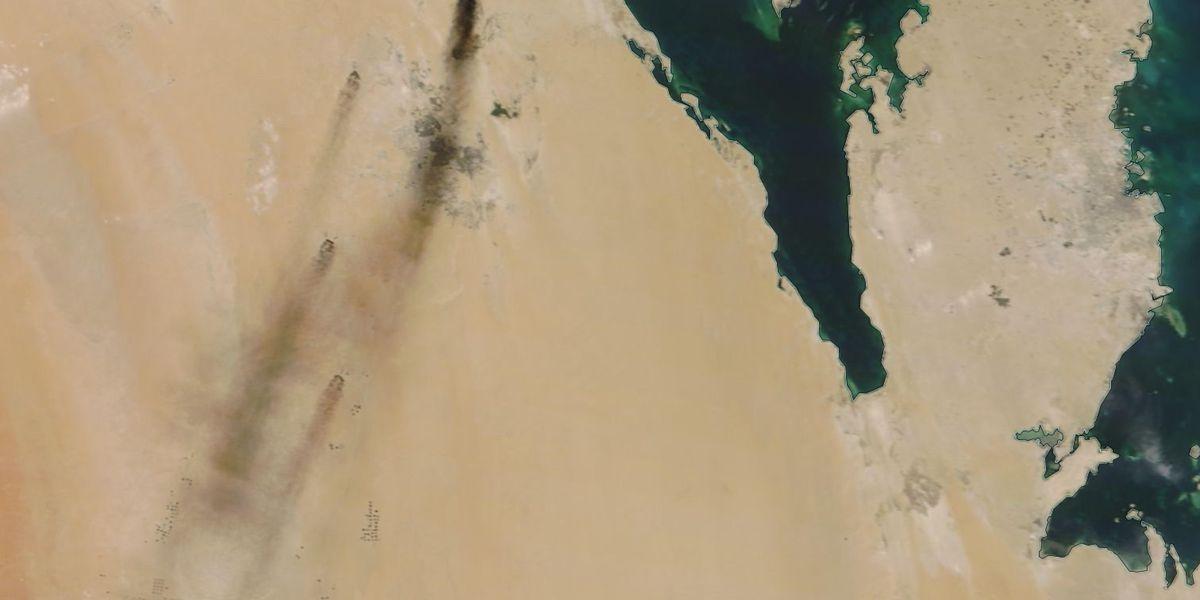 Attack on Saudi oil sites raises risks amid US-Iran tension