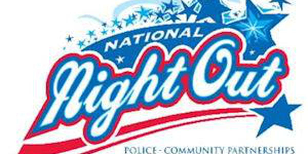 ArkLaTex celebrates National Night Out with block parties
