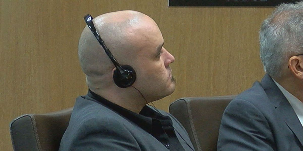 Deliberations underway in sentencing trial for man involved in Tyler card-skimming operation