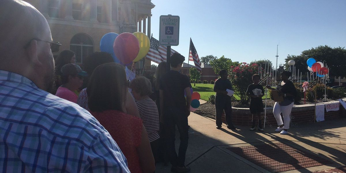 Marshall Against Violence prays for victims of Orlando shooting