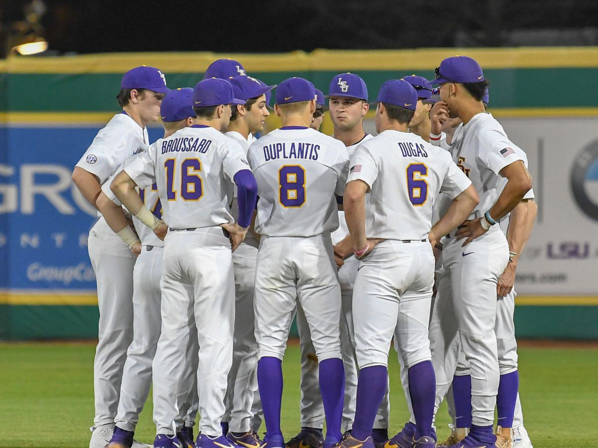 LSU-NSU baseball game postponed until March