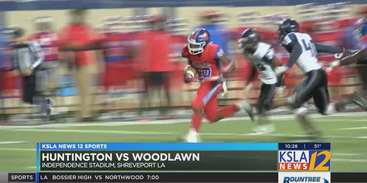 Woodlawn defeats Huntington 42-14