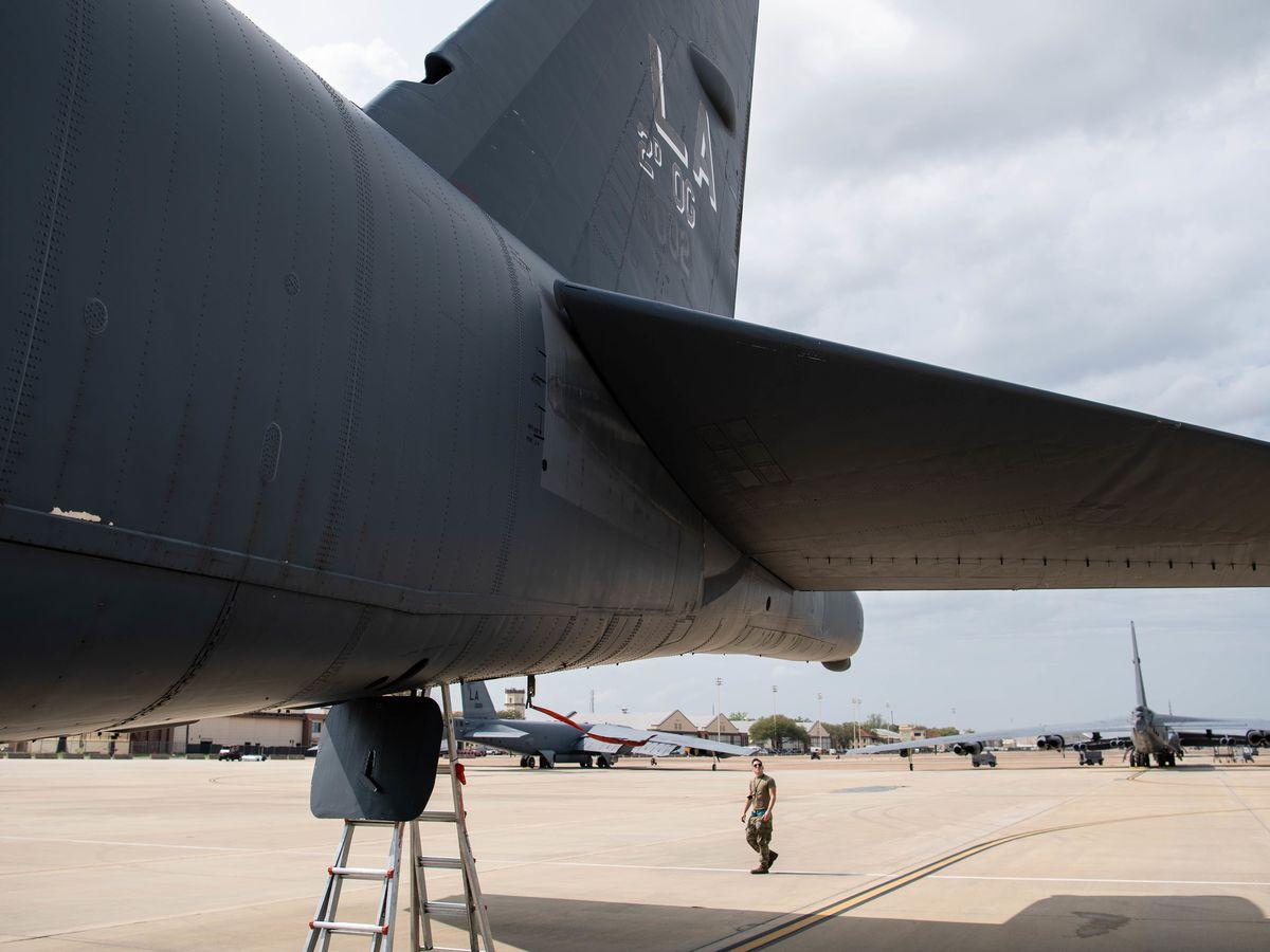 KSLA Salutes: 2nd Aircraft Maintenance Squadron's all-female unit