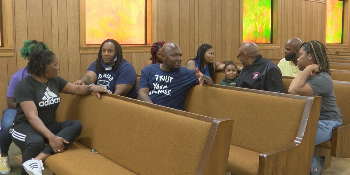 Minden residents discuss possible solutions to crime in their city