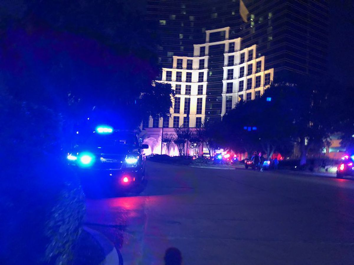 1 killed, another injured in shooting at Bossier City casino garage, suspect sought