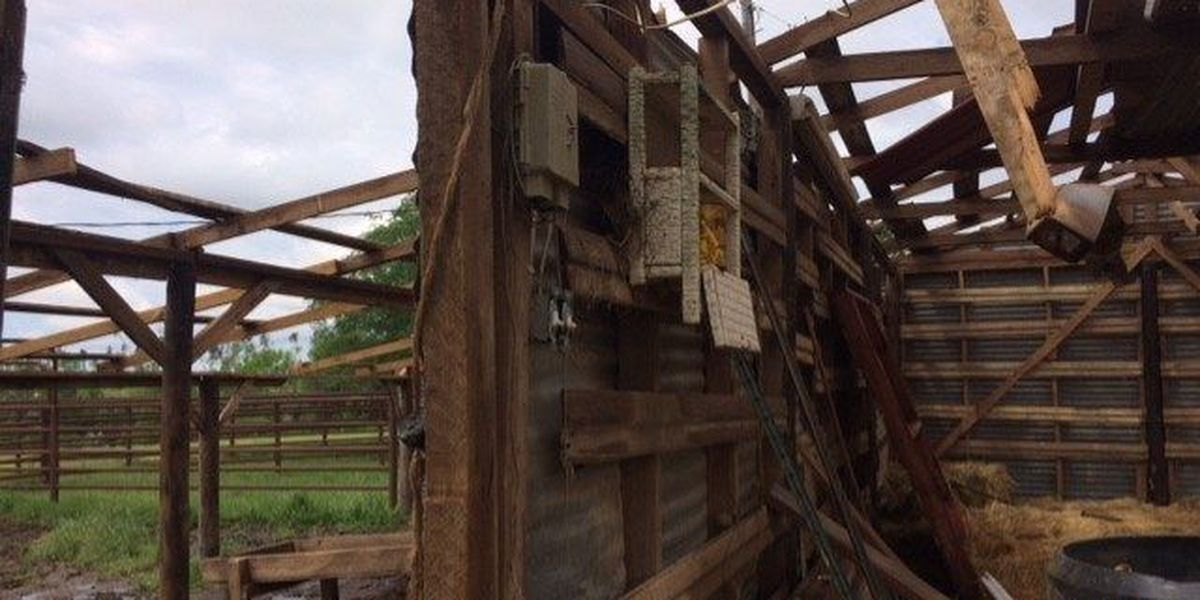 Third tornado confirmed in Harrison Co. from Friday's storms