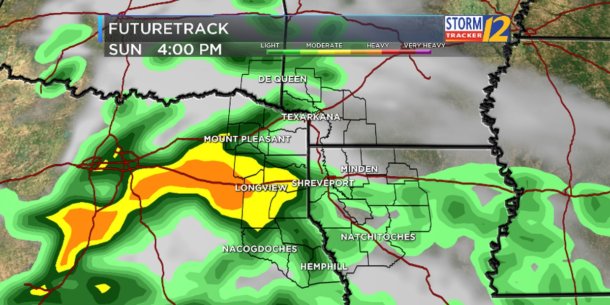 Severe weather possible Friday through Sunday